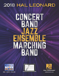 2018 Hal Leonard Jazz Ensemble   Hal Leonard Online