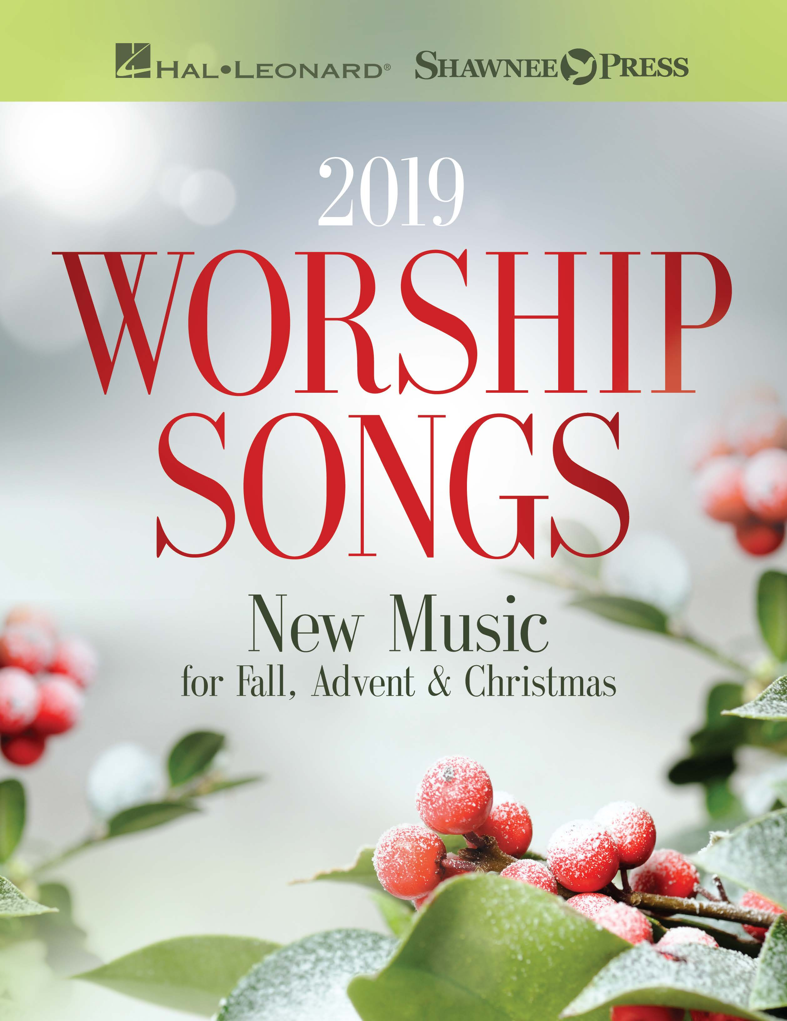 Banner for 2019 Worship Songs - New Music for Fall, Advent and Christmas