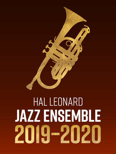 Banner for 2019 New Music for Jazz Ensemble