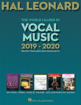 New Music Releases 2020.2019 2020 Vocal Music Recent Releases And Highlights Hal