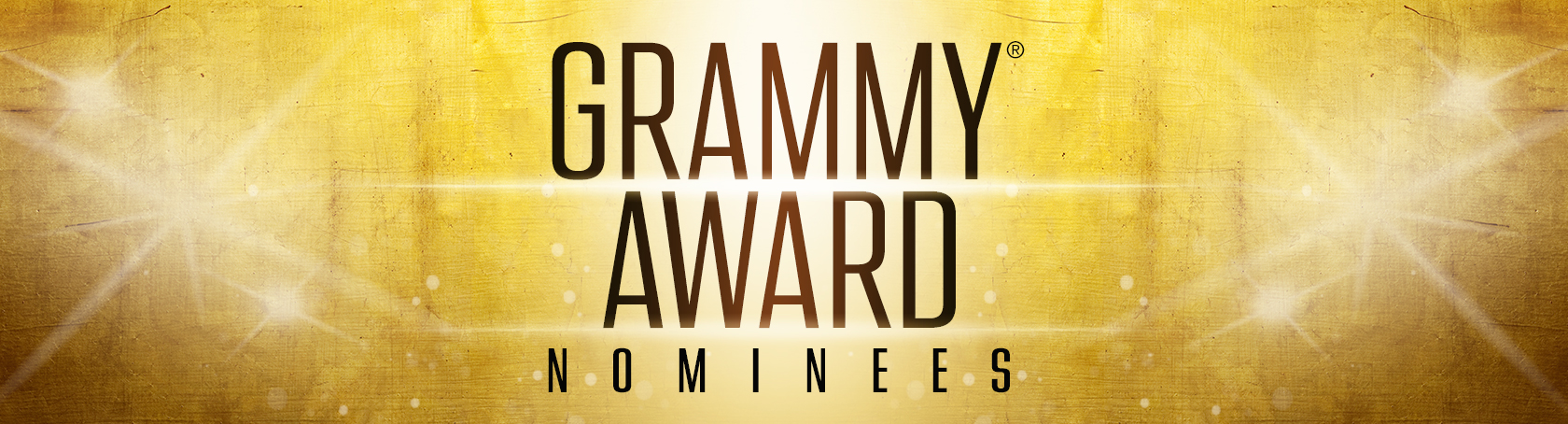 Banner for Feature - Grammy Nominees
