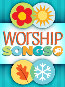 Banner for Welcome to Worship Songs Junior!